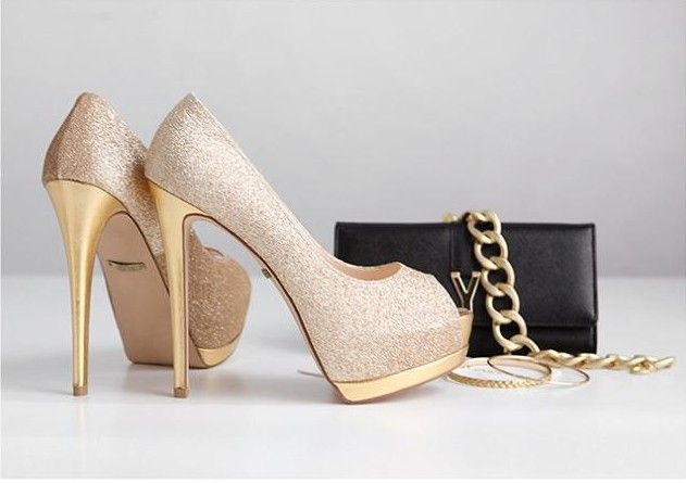 Free Shipping Lady Gorgeous Nightclub Evening Shoes Super High Heels Sandals Woman Dress Shoes Gold Wedding Bridal Dress Shoes-in Pumps from Shoes on Aliexpress.com | Alibaba Group