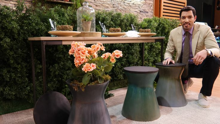 Our 3 In 1 Garden Stool Table And Planter Is A Great Piece From