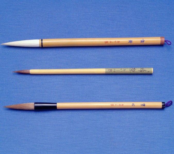 奈良筆 | 伝統的工芸品 | 伝統工芸 青山スクエア