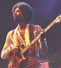 Stanley Clarke - My favorite bass player. Saw him with Chic Corea in the 70's.