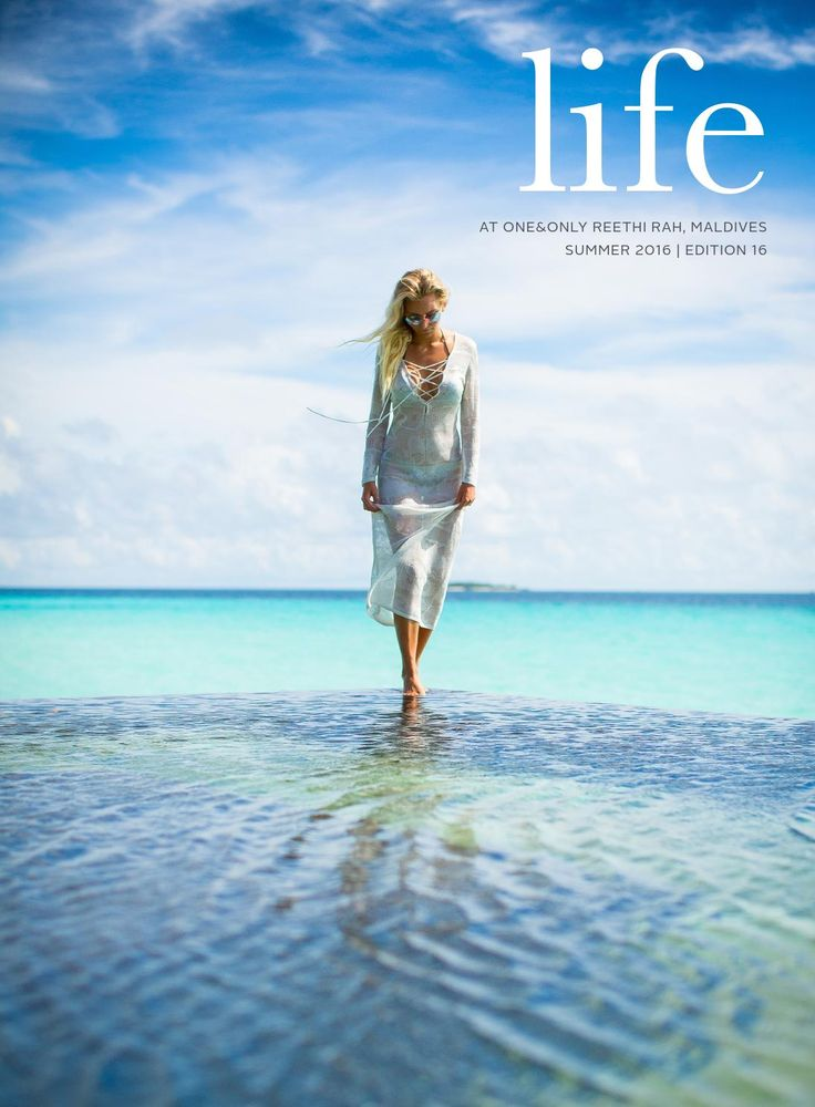 Life at One&Only Reethi Rah - Edition 16