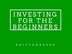 Investing for the beginners