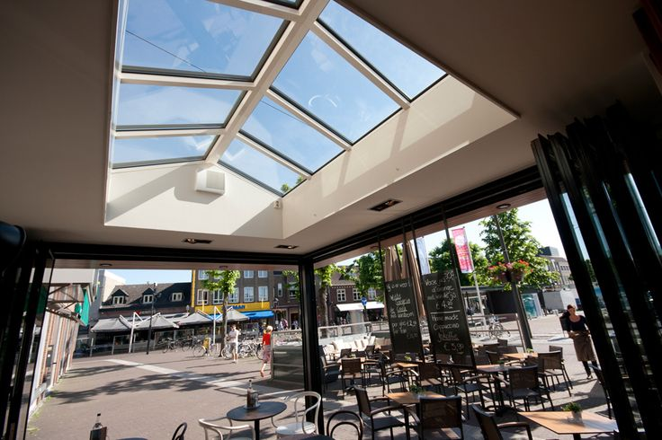 Aluminium Lichtstraat - Veranda - tuinkamer - overkapping - Breeuwer Uden