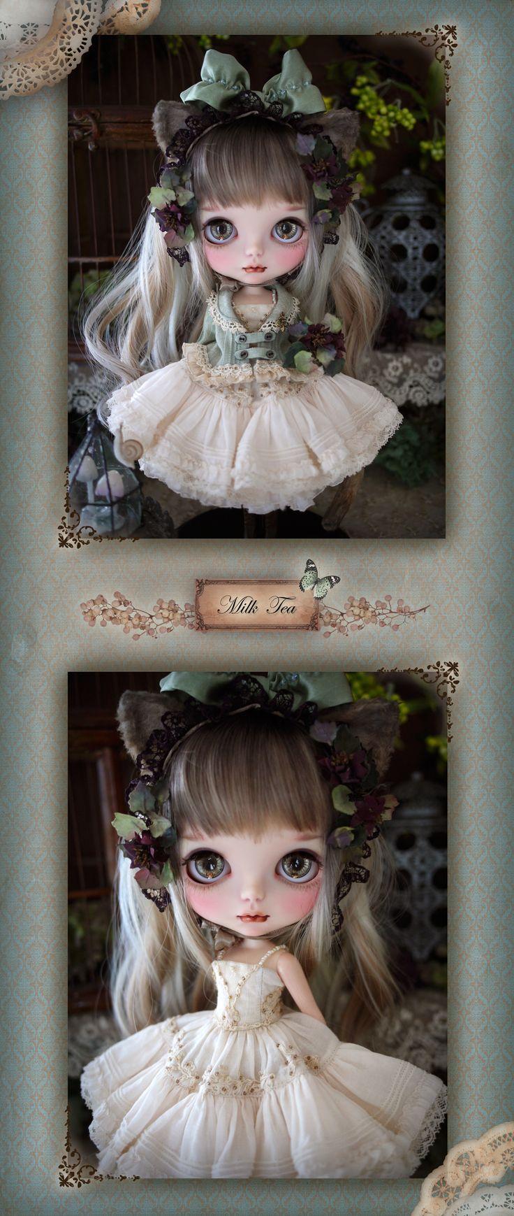 ** Milk Tea ** custom Bryce * .. Siamese of forest .. * Admin - Auction -! Rinkya Japan Auction & Shopping