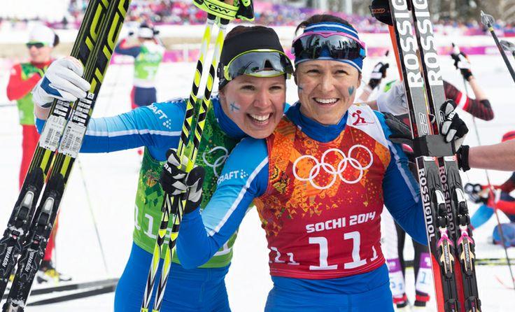 """Aino-Kaisa Saarinen aikoo jatkaa Etelä-Korean olympialaisiin: """"Superkivaa""""   Sotshi 2014   Iltalehti.fi"""