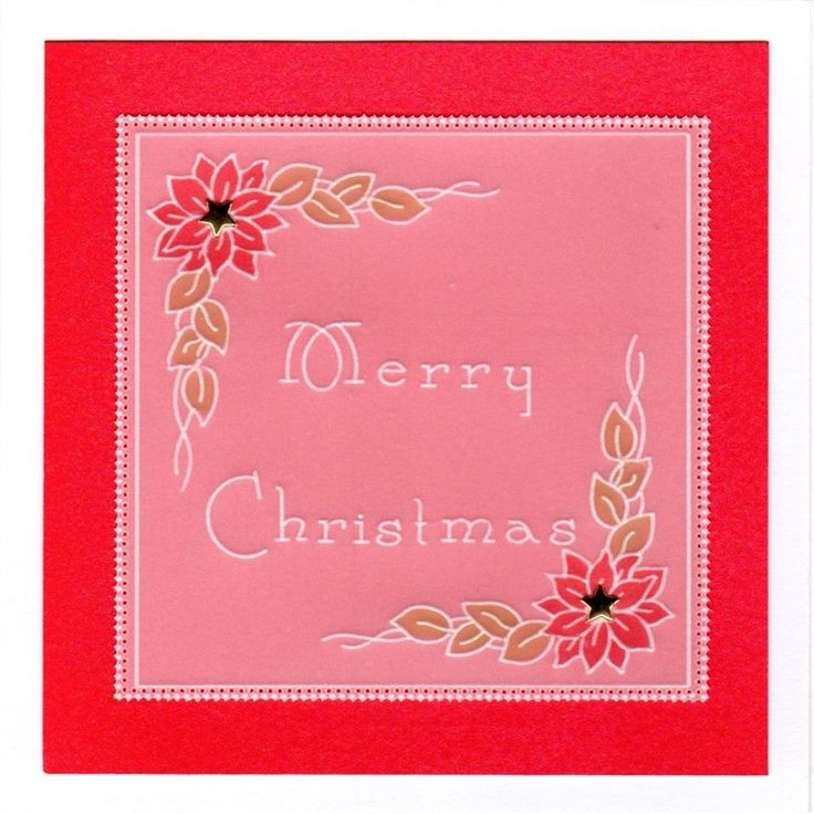 4 Christmas Cards | docrafts.com