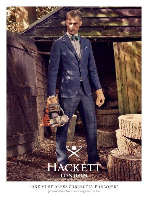 Hackett London Autumn/Winter 2014