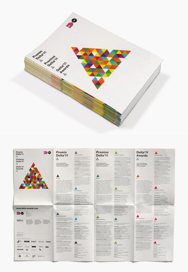 #brochure, #geometric
