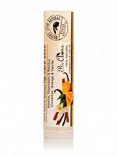 "Lipstick with orange, vanilla and cinnamon ""Bioaroma "" 0.1 fl.oz"