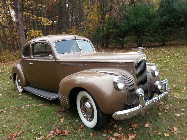 1941 Packard 120 Club Coupe for sale #1733175 | Hemmings Motor News