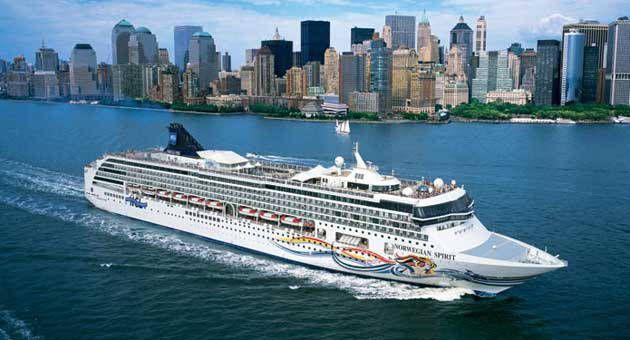 Norwegian Spirit Cruise Ship | Norwegian Spirit Deck Plans | Norwegian Cruise Line