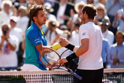 It was the offence of Stan Wawrinka which prevailed over the defence of Andy Murray in a thrilling French Open semi-final clash which will live long in the memory of those watching at Roland Garros this afternoon.  Wawrinka, the 2015 champion, fought back from two sets to one down to defeat the world No 1 6-7 (6-8), 6-3, 5-7, 7-6 (7-3), 6-1 in four hours and 34 minutes. At the age of 32, Wawrinka is the oldest men's singles finalist here since 33-year-old Niki Pilic, of the former…