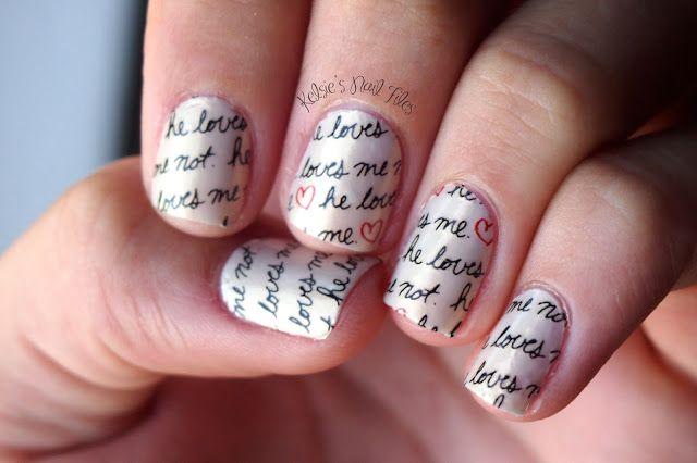 Kelsie's Nail Files: Review: Incoco Nail Polish Appliques