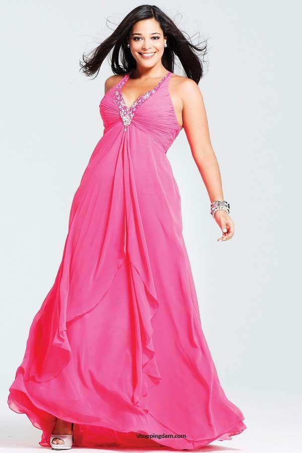 Mejores 11 imágenes de Plus Size red prom dresses en Pinterest ...