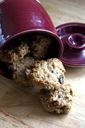 Licorice oatmeal cookies recipe