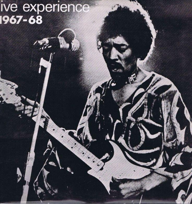 Jimi Hendrix – Voodoo Chile: Live Experience 1967-68 #jimihendrix