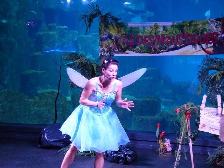 L'Aquarium de Paris présente une nouvelle exposition du 8 juillet au 3 septembre : Les As de la jungle s'invitent à l'Aquarium de Paris, à l'occasion de la sortie du dessin animé au cinéma.