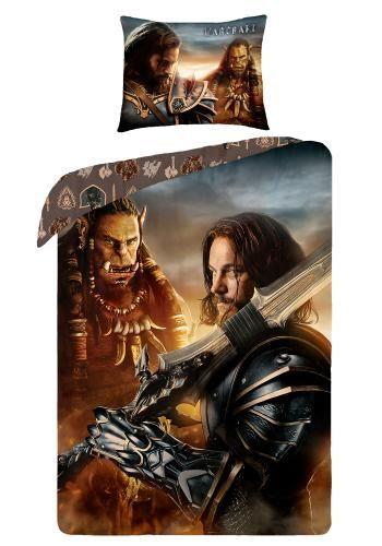 "Set letto ""Lothar"" di #Warcraft."