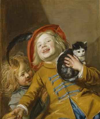 tentoonstelling: Satire en vermaak. Frans Hals
