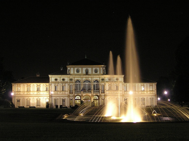 Torino - Villa della Tesoriera
