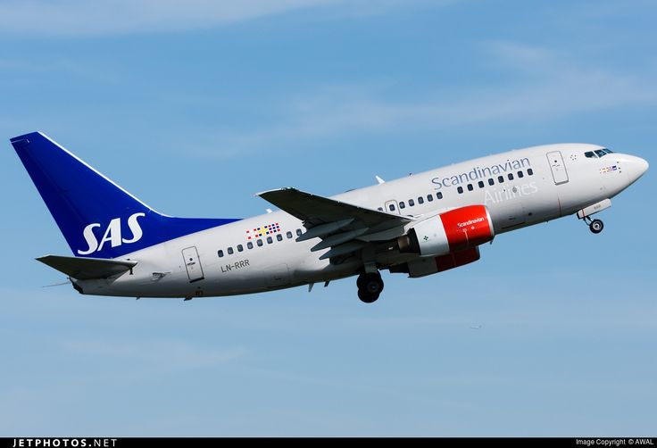 SAS Scandinavian LN-RRR (CN: 28309) Boeing 737-600