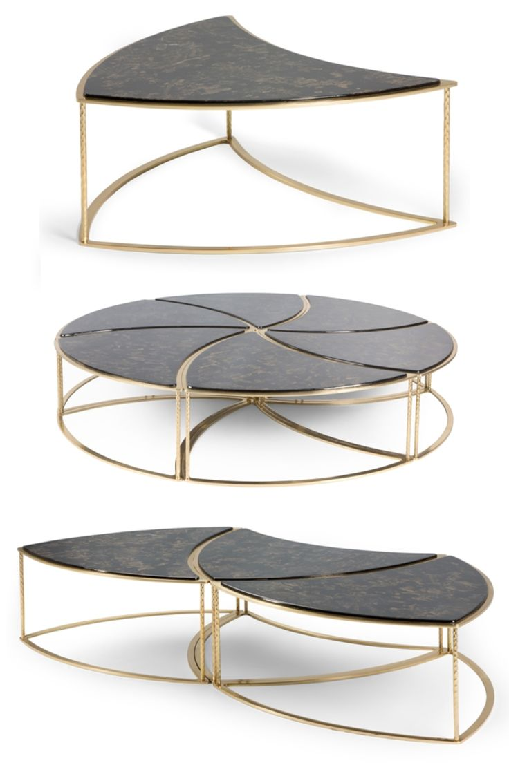 17 best ideas about unique coffee table on pinterest for Table yin yang basse