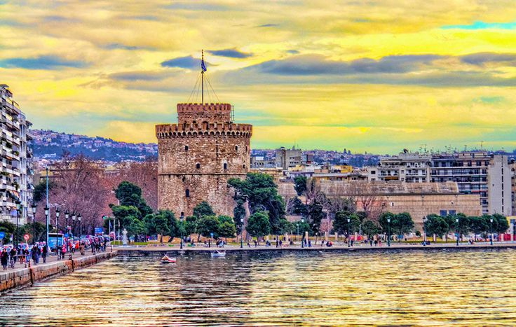 Published by Greek Reporter. com - 25/02/2016  Thessaloniki, the second largest Greek city, is located in the administrative region of Central Macedonia and is commonly known as the country's co-capital.
