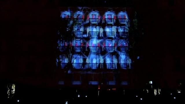 3D Mapping Santa Eulalia by onionlab. This is the last work done by Onionlab studio for a prestigious high-end fashion company Santa Eulalia, which is based in Barcelona since 1843. Onionlab developed this 3D mapping projection to promote their brand-new store, located in Barcelonas commercial street Passeig de Gràcia.