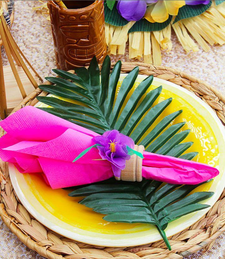 малютка день рождения в гавайском стиле поздравление мужу разницу