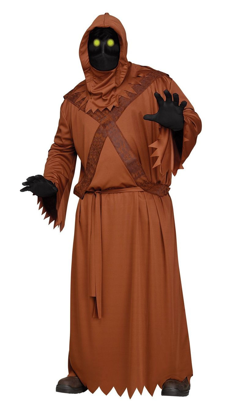 Fade In/Fade Out Desert Dweller Adult Plus Costume
