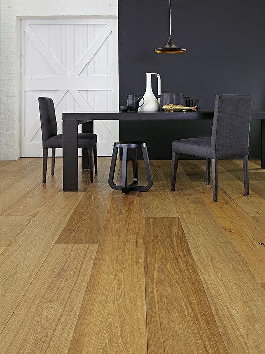 Smoked American Oak timber floors by Royal Oak Floors.  www.royaloakfloors.com.au