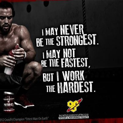 rich froning natural or not Quotes