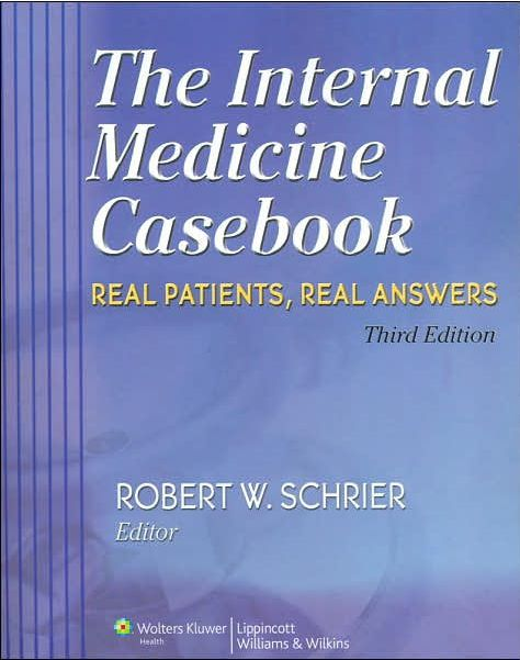 11 best med books images on pinterest books world and clarks the internal medicine casebook real patients real answers 3rd edition chm fandeluxe Gallery