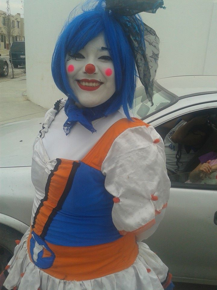 Pin By William Riker On Clown Girls X Clown Character Fictional Characters