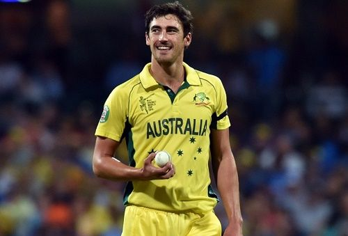 Mitchell Starc ruled out from World Twenty20 2016 - T20 Wiki