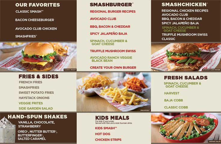 Savor the savings with these 27 Smashburger coupons and promo codes for December Enjoy the most deal-cious savings from Coupon Sherpa!