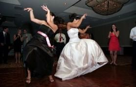 """Bride and Maid of Honor """" Thriller"""""""