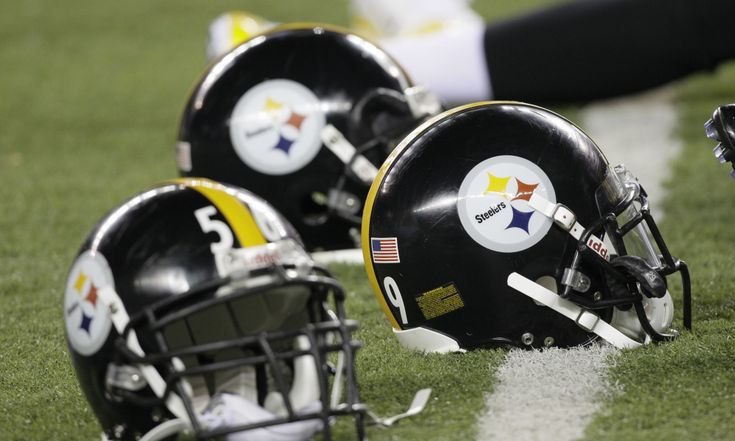 Ever wonder why the recognizable Pittsburgh Steelers helmet patch is only on one side of their helmets?