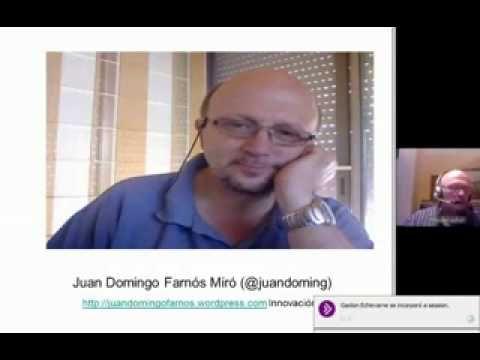 Conectivismo - PLE - Ponente: Juan Domingo Farnós Miró