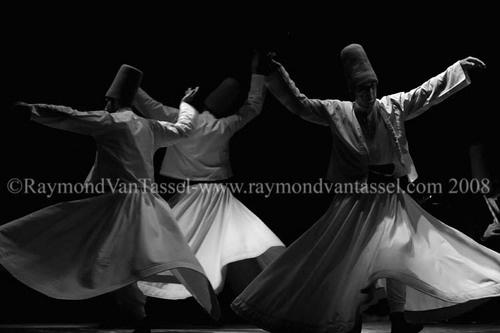 Whirling Dervish image by Raymond Van Tassel.