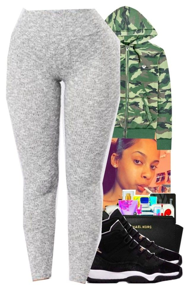"""Idk Where Im Goin But Oh Well"" by shecutetho ❤ liked on Polyvore featuring True Religion"