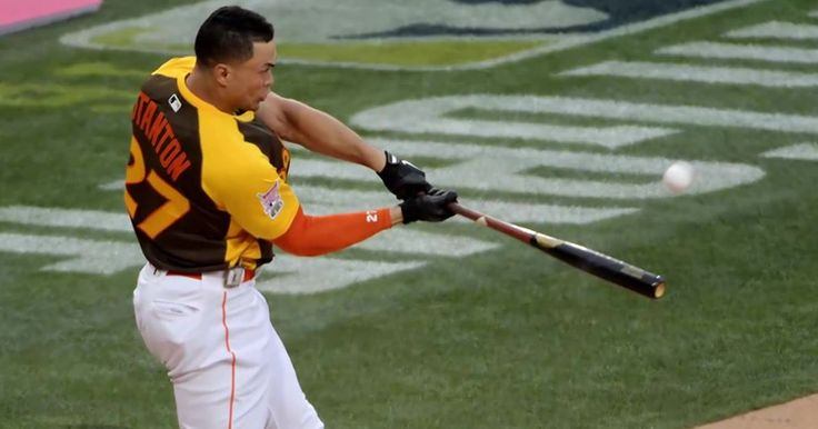 Jul 10, 2017 at 1:38p ET      Kelly Saco has the rundown on tonight's Home Run Derby as Giancarlo Stanton from the host Miami Marlins looks to defend his crown.   MoreFOX Sports FloridaVideos MoreFOX Sports FloridaVideos»    Source link...