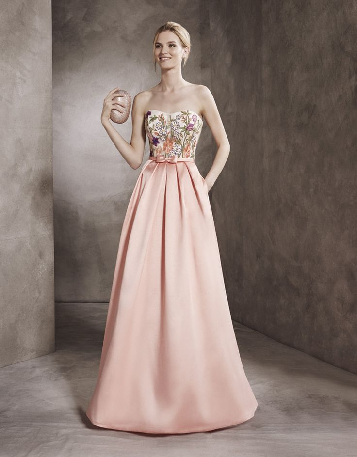 Ceremony dress 2017 Collection Pronovias