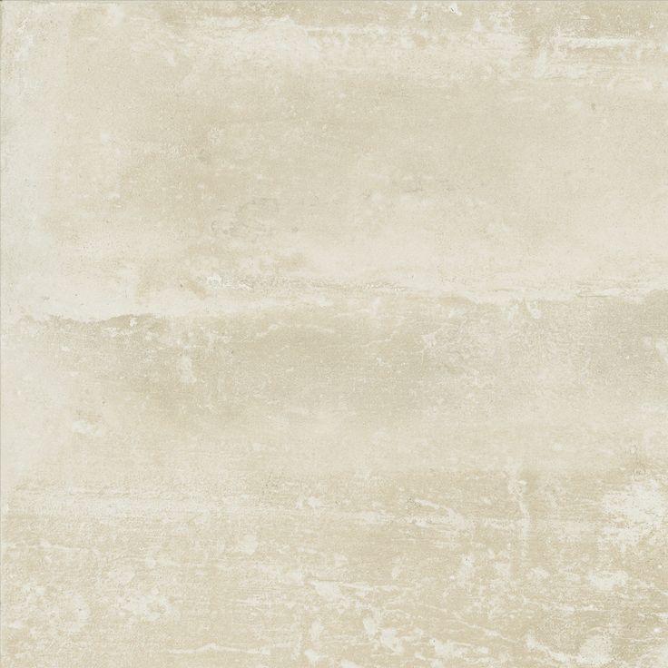 Carrelage sol intérieur grès cérame Nextra bianco - 45x45 cm