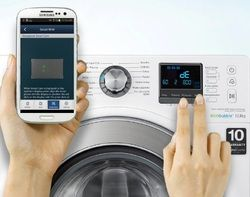 Inteligentne AGD - Samsung. iAGD. Inteligentne AGD. Inteligentna lodówka, pralka, zmywarka, kuchenka i inne.