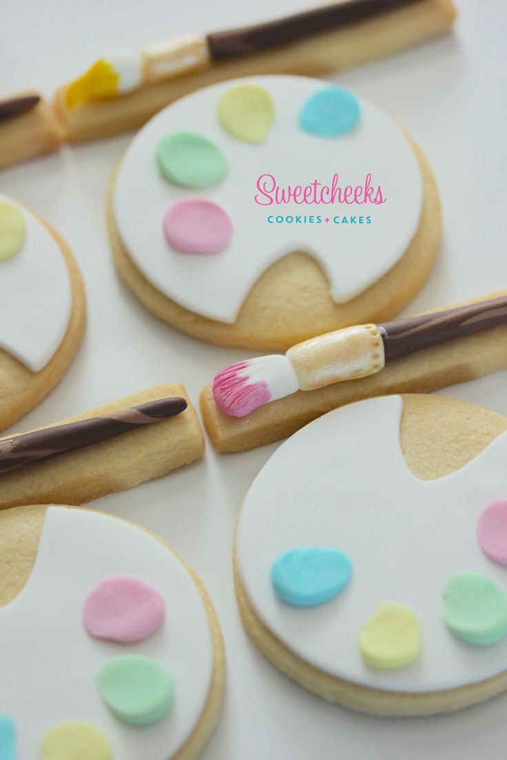 Sweetcheeks Cookies and Cakes custom cookies delivered to you