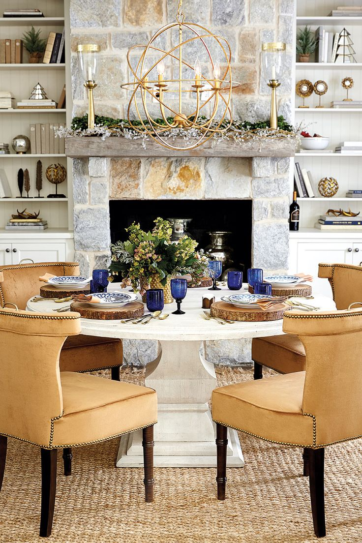 Dress Up Your Dining Room For Fall With These Easy Table Setting Ideas
