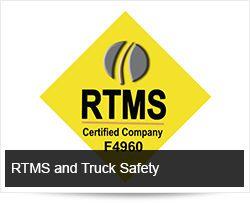 Road Transport Management System (RTMS): Making Trucking Safer