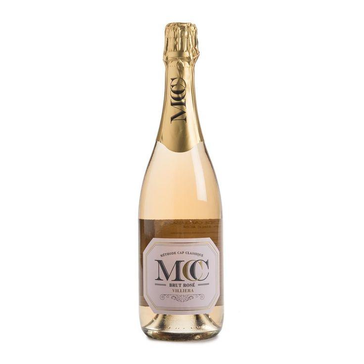 Villiera MCC Brut Rosé 750ml