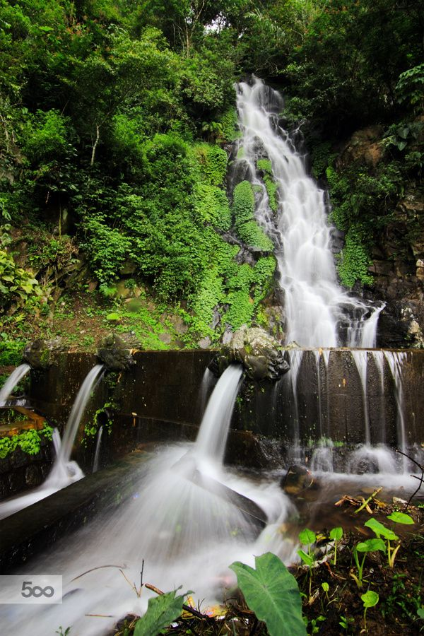Photograph Waterfall by Franciscus Satriya Wicaksana on 500px